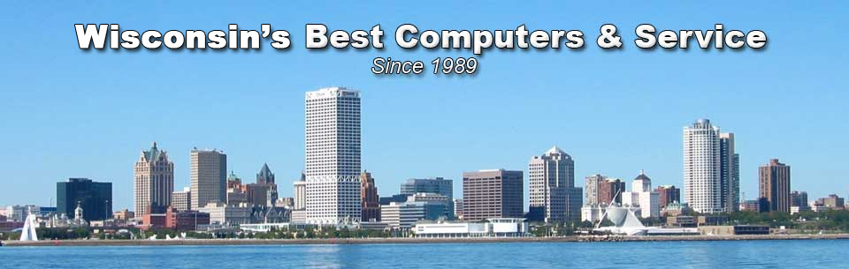 Milwaukee PC - Since 1989